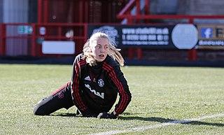 Emily Ramsey English association football player