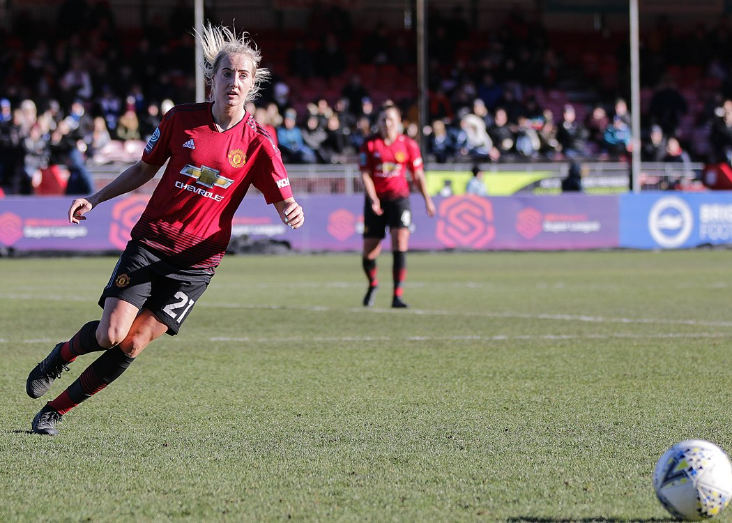 BHA Women 0 Man Utd Women 2 WFAC 4th rd 03 02 2019-996 (46934242142).jpg
