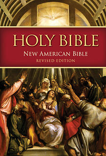 New American Bible Revised Edition English-language translation of the Roman Catholic Bible, published in 2011