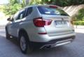 BMW X3 sDrive 18d (F25) facelift, rear.png