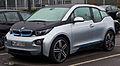 BMW i3 – Frontansicht, 5. Oktober 2014, Düsseldorf.jpg