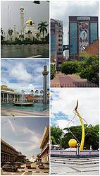 Bandar Seri Begawan – Veduta