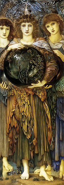 File:BURNE-Jones, Edward Days of Creation (Third) 1870-1876.jpg