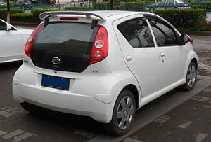 BYD F0 - Image: BYD F0 002 China 2012 05 20
