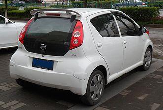 BYD F0 - Image: BYD F0 002 China 2012 05 20