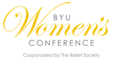 BYU Women's Conference logo.png