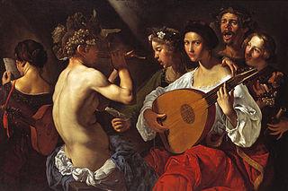 Bacchic Concert