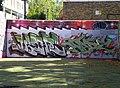 Back wall, Aytoun Road SW9 - geograph.org.uk - 2035102.jpg