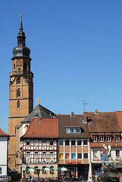 Bad Königshofen Stadtpfarrkirche.JPG