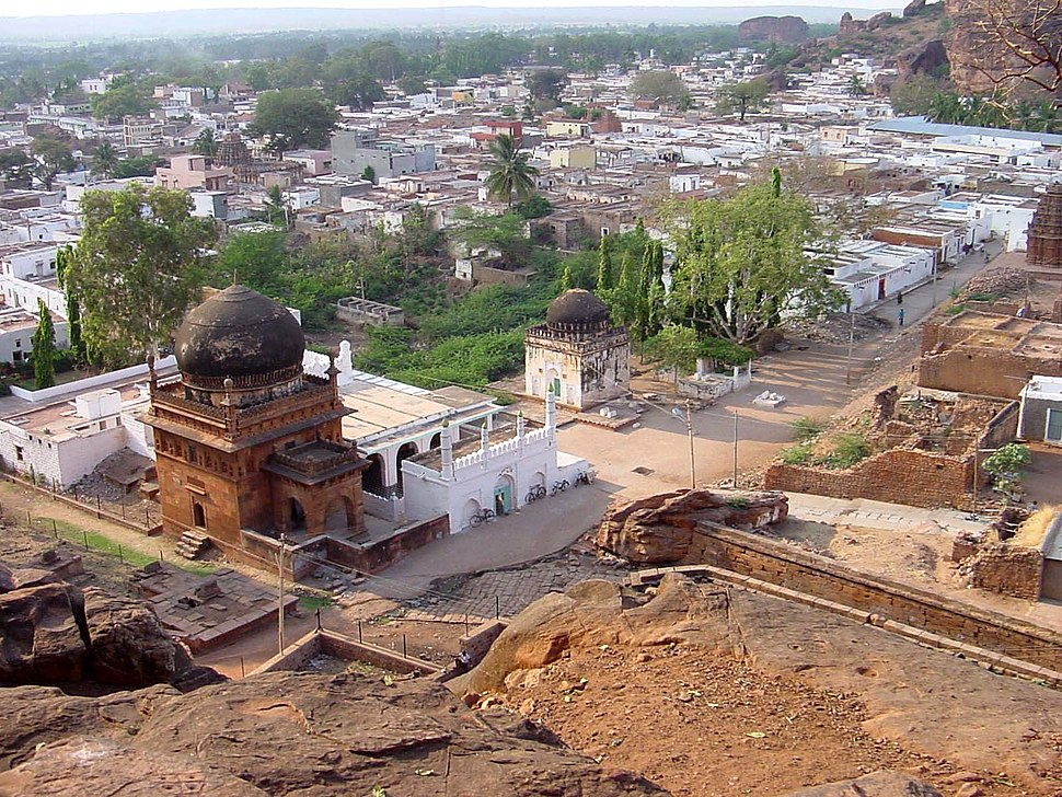 Mosque in Badami