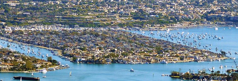 Balboa Island wide 2 Photo D Ramey Logan