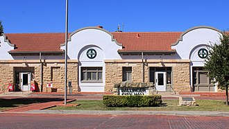 Ballinger, Texas - Ballinger Texas City Hall