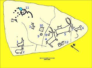 Petroglyphs of Os Ballotes
