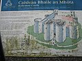 Ballymote Castle, information sign - geograph.org.uk - 1588826.jpg