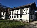 Bambergerhof bei Scheibbs, heute Zehenthof, Wohn- und Sterbeort von Gustav Bamberger.jpg