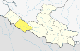 Banke District District in Lumbini Province, Nepal