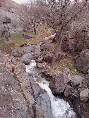 Qazvin Province - Barajin