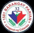 Barangay Parian Seal.png