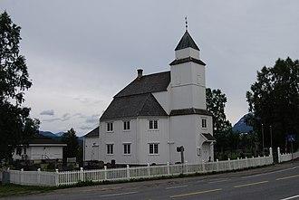Bardu - Image: Bardu kirke (2)