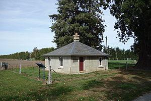 Colin McLachlan - Corwar Gatekeepers Lodge in 2015