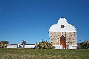 Port Beaufort - Barry Church, Port Beaufort
