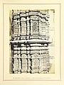 Base South Minaret Muhafiz Khan Mosque 1866 Ahmedabad.jpg