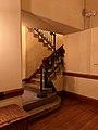 Basement Staircase, Biltmore House, Biltmore Estate, Asheville, NC (46003390884).jpg