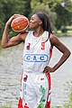 Basketball, 1. Damen-Basketball-Bundesliga, ChemCats Chemnitz LR10 by Stepro IMG 7684.jpg
