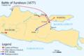 Battle of Surabaya 1677 campaign map.png
