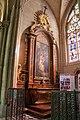 Bayeux Cathédrale Notre-Dame Chapelle Saint-Hilaire, Saint-Contest et Sainte-Honorine Tableau de sainte Philomène 2016 08 22.jpg
