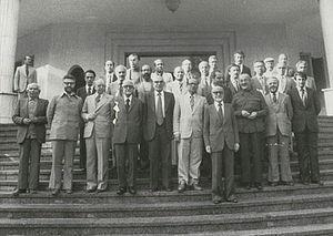 Ebrahim Yazdi - Yazdi as part of Interim Government of Iran