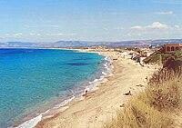 Beach of Platamona, Sardinia.jpg