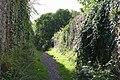 Beaminster, path from Fleet Street - geograph.org.uk - 922667.jpg