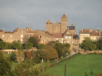 Beaumont-du-Périgord - Image: Beaumont en perigord