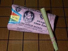 Nelken Rauchen
