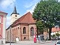 Beelitz - Stadtpfarrkirche (Parish Church) - geo.hlipp.de - 39163.jpg
