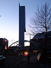Beetham Tower Manchester Wikipedia