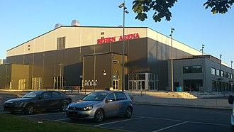 Behrn Arena (ice hockey) - Image: Behrn Arena 01