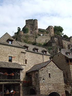 Image illustrative de l'article Château de Belcastel