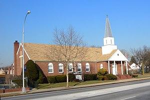 Bellerose, Queens - Church on Hillside Avenue