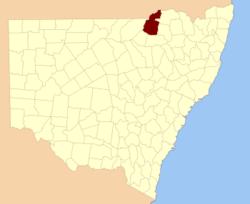 Benarba NSW