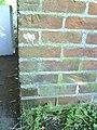 Benchmark on ^48 Eaton Road - geograph.org.uk - 2135853.jpg