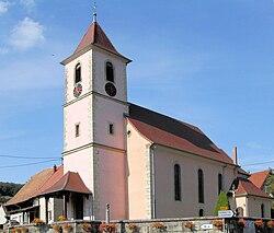 Bendorf, Eglise de l'Exaltation-de-la-Sainte-Croix 2.jpg