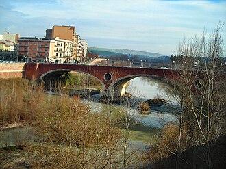 Calore Irpino - The Calore at Benevento