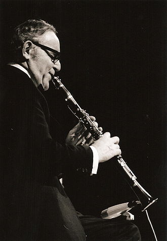 Benny Goodman - Goodman in concert in Nuremberg, Germany (1971)