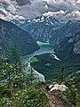 Berchtesgadener Alpen, Archenkanzel.jpg