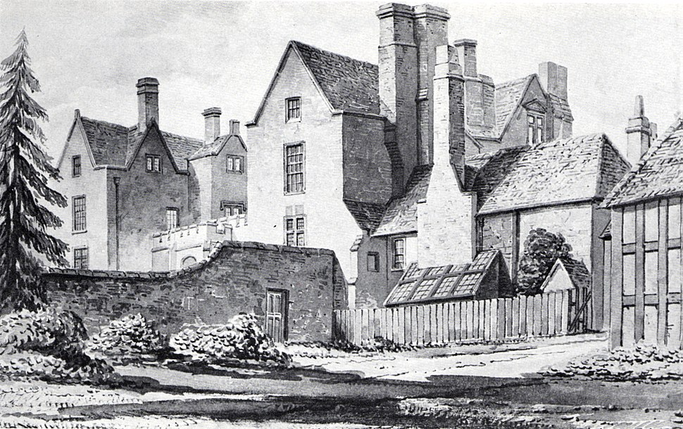 Berkhamsted Place 1832