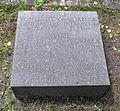 Berlin, Mitte, Invalidenfriedhof, Feld C, Grab Paul von Lettow-Vorbeck, Restitutionsstein.jpg