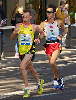 Reid Coolsaet Canadian distance runner