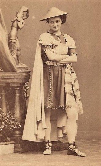 Bernardine Hamaekers - Hamaekers as Bénoni in La reine de Saba